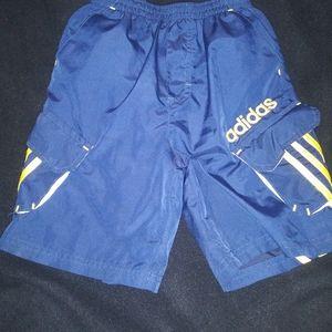 Kids Adidas swim trunks